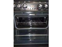 Newworld 60cm double electric Oven And Grill Ceramic