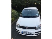 2011 Fiat Panda 1.2 My Life ONLY 24800 k MILES!, Immaculate,0 PREVIOUS OWNER