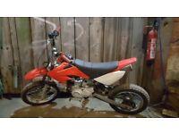Kids 110cc motorbike