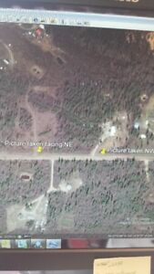 5 Acres 2 min. north of Fort St James