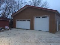 In The County Garage Door & Operators Installation & services.