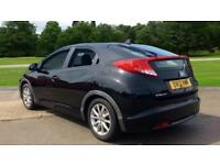 2012 Honda Civic 1.8 i-VTEC ES 5dr Manual Petrol Hatchback