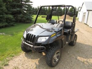 REDUCED Prowler 700 XTX with 800km near Yorkton