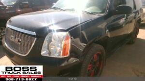 2008 GMC Yukon SLT PST PAID!! Leather Loaded!! Reduced!!