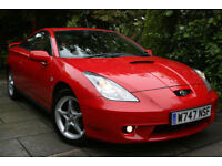 Toyota ** CELICA ** 1.8 VVT-i 3 Door Coupe 70K Miles!! *TRADE CLEARANCE*
