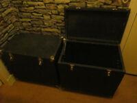 Two Flight case/boxe