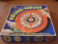 Vintage Airfix Roundhouse Game