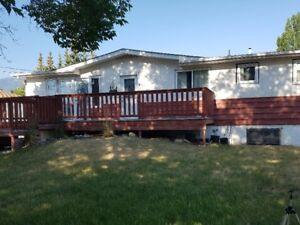 Home For Sale with Income Suite - Must See! Invermere Location.