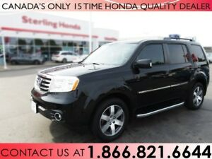 2013 Honda Pilot TOURING | NAVIGATION | LEATHER | BLUETOOTH!