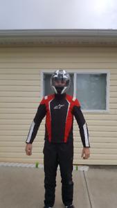 ALPINESTARS MOTO GP  TEXTILE JACKET
