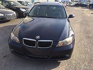 2006 BMW 325i - MOTEUR ET TRANSMISSION A1- ACCEPTING CAR + $$$