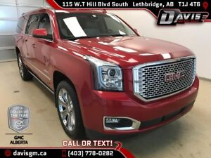 Used 2015 GMC Yukon XL-One Owner