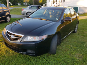 2005 Acura TSX. New MVI.