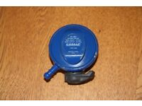 Butane Gas Regulator used and in good condition