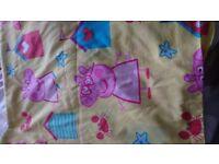 Peppa Pig Cot bed linen