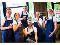 We Are Hiring Waiters & Waitresses For Chez Bob Restaurant in Whetstone North London