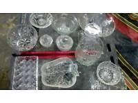 Glassware mixed