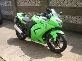 Kawasaki EX250 Ninja for sale