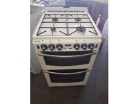 Stoves Gas cooker (55cm) Double oven