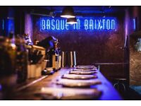 Waiting staff required for Tapas bar at Pop Brixton