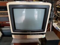 Collectable 1970's Sony Trinitron Colour Portable TV