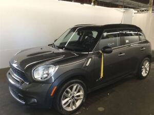 2013 MINI Cooper Countryman COUNTRYMAN S AWD TOIT PANO CUIR À VE