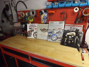 Harley Davidson collectors books