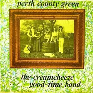 Creamcheeze Good-Time Band Record Album