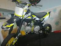 2017 Stomp Z3-140cc