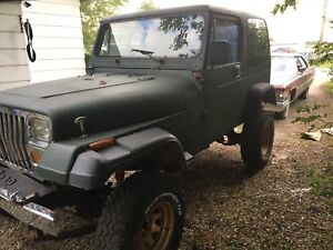 Project jeep needs work price reduced!! Make an offer