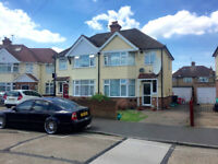 3 bedroom semi detached house in Iverna Gardens, Bedfont, TW14