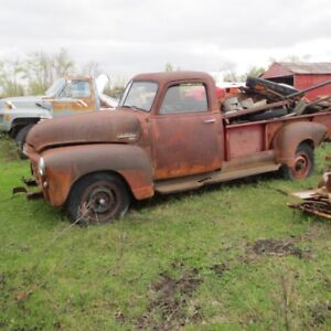 FOR SALE; ANTIQUE TRUCKS