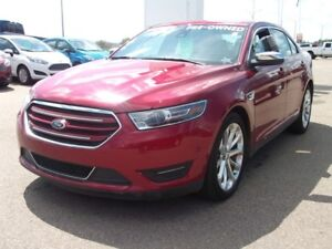 2016 Ford Taurus LIMITED AWD CERTIFIED PRE OWNED