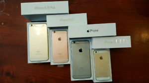 iphone 5s, iphone 6 , iphone 6s Unlocked  from $249 to Calgary