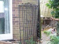 Heavyweight Wrought Iron Gate