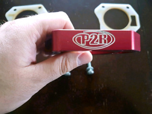 Civic si throttle body spacer