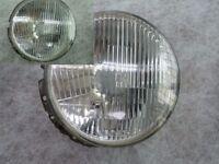 Original EM Right hand drive UK headlights Mercedes G Wagon W460 W461 1991 - 2000s RHD