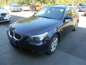 2007 BMW 5-Series 530 Xi Auto 131000KMS Great Condition