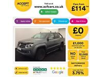 Volkswagen Amarok FROM £114 PER WEEK!