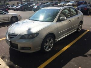 2007 Mazda 3 GT sport  very good condition !!!!