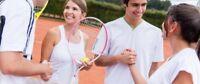 Pour trouver un partenaire de tennis Passingshot.ca