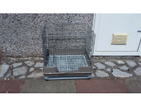 Small animal cage - good condition