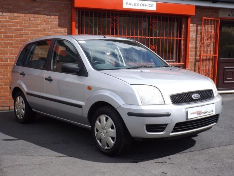 2004 54 FORD FUSION 1.4 FUSION 2 5D
