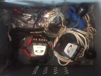 Amplifier for car speakers