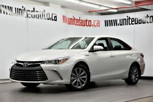 2017 Toyota Camry Hybrid XLE - NEVER DRIVEN - FULLY LOADED! @ 3.