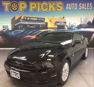 2014 Ford Mustang ONE OWNER, PONY PACKAGE, ONLY 11,000 KMS!!