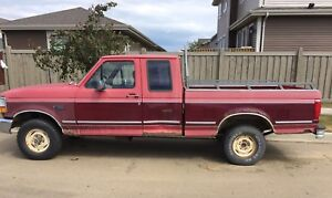 93 Ford F-150 4X4