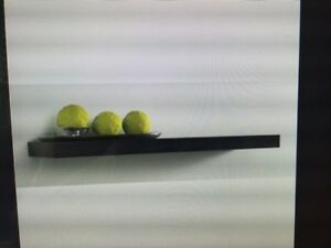 """"""" BRAND NEW"""" PERFECT HOME,4 FOOT, SOLID WOOD FLOATING WALL SHELF"""