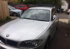 BMW 1 series 2.0 116i sport mot till Aug 18