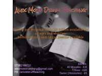 Drum Kit Lessons / Private Drum Kit Tuition in Thirsk (North Yorkshire)